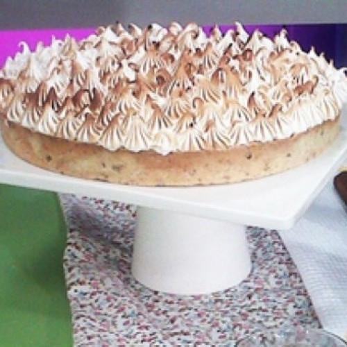 Lemon pie en 5 pasos