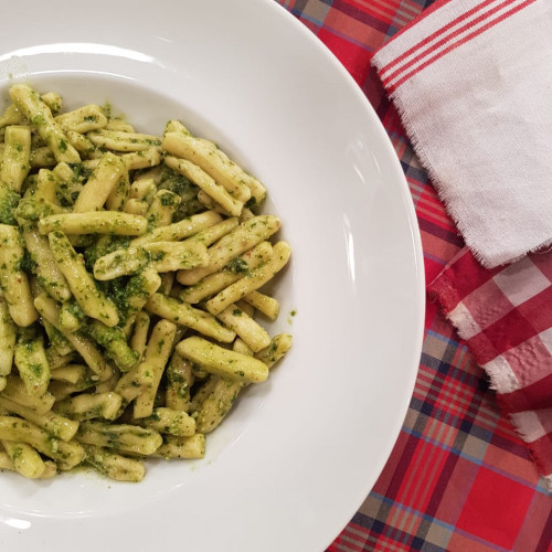 Cavatelli con pesto