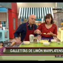 Galletitas de limón marplatenses